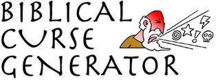 Biblical_curse_generator