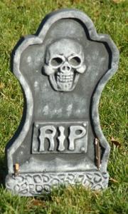 Skull_tombstone