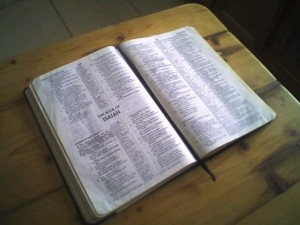 THE HOLY BIBLE - 2