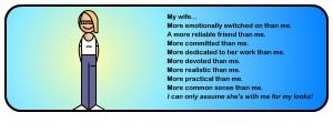 Mywife