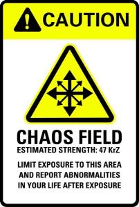 Chaos-field