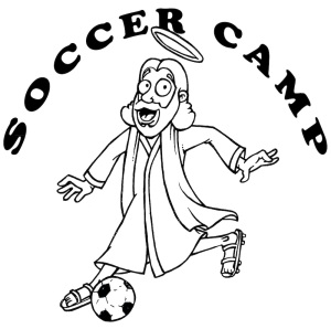 1Soccer CAmp bottle logo