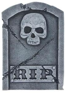 16703-Grabstein_Skull_Rip-Halloween_Dekoration-Horror_Dekoration-Halloween_Grabstein